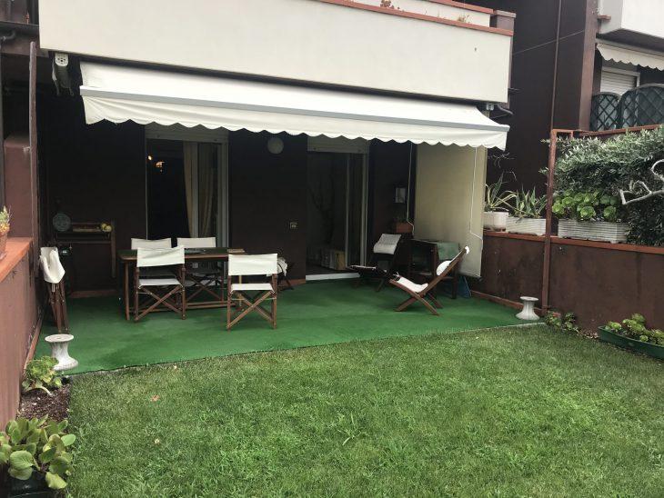 trilocale giardino 1